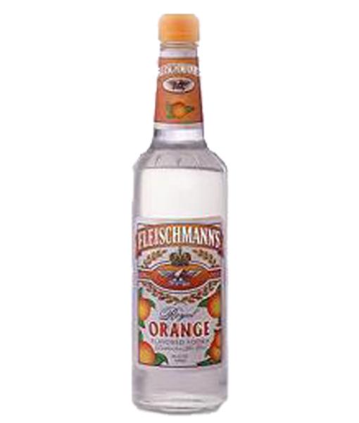 Fleischmann's Orange Vodka 1L