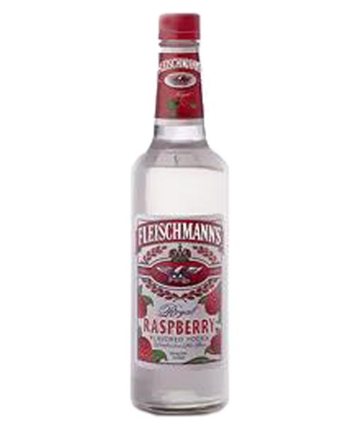 Fleischmann's Raspberry Vodka 1L