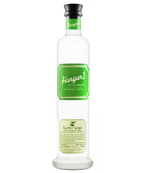Hangar One Makrut Lime Vodka 750Ml
