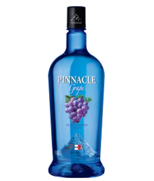 Pinnacle Grape Vodka 1.75L