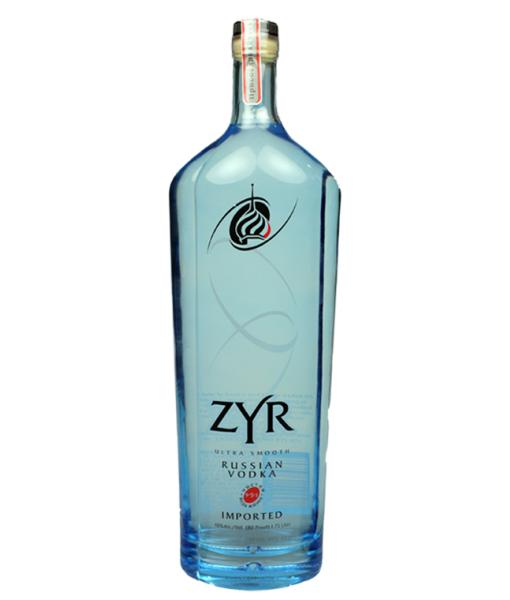 Zyr Russian Vodka 1.75L
