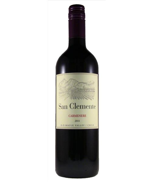 San Clemente Carmenere 750ml NV