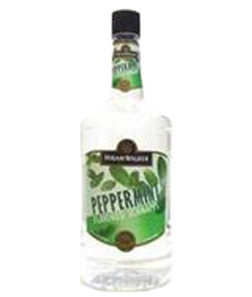 Hiram Walker Peppermint Schnapps 1.75L