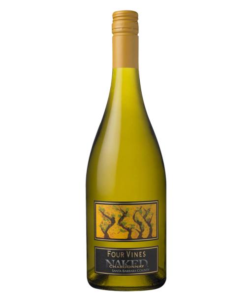 2019 Four Vines Naked Chardonnay 750ml