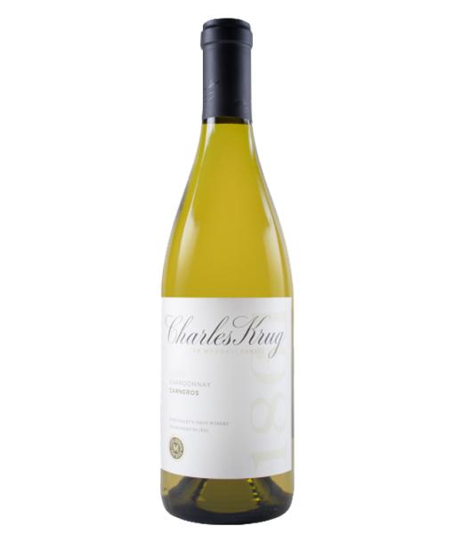 2018 Charles Krug Napa Chardonnay 750ml