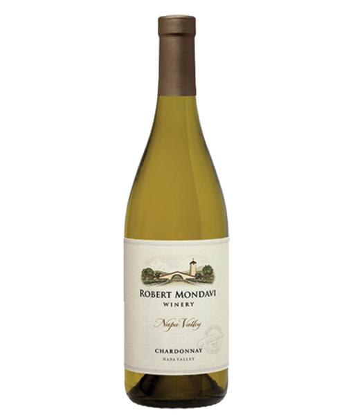 2017 Robert Mondavi Napa Chardonnay 750ml