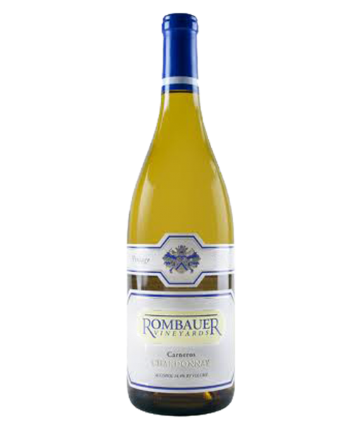 2017 Rombauer Carneros Chardonnay 750Ml
