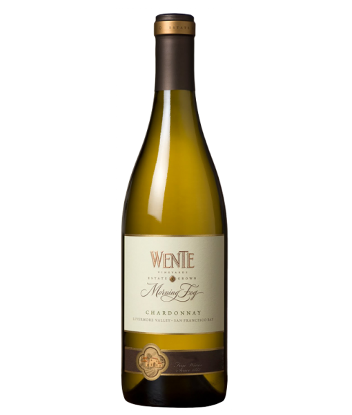 2019 Wente Morning Fog Chardonnay 750ml