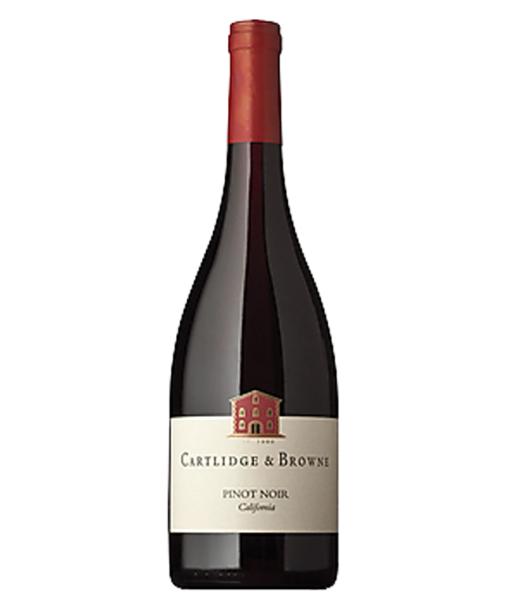 2018 Cartlidge & Browne Pinot Noir 750ml