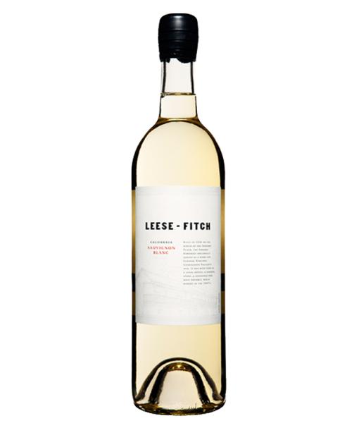 2018 Leese Fitch Sauvignon Blanc 750ml