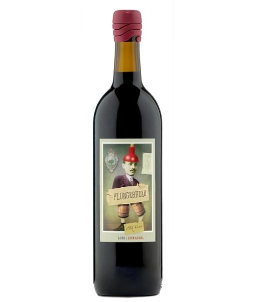 2016 Plungerhead Lodi Old Vine Zinfandel 750ml