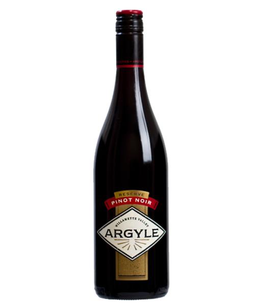 2015 Argyle Reserve Pinot Noir