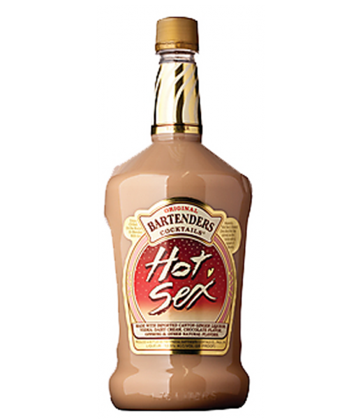 Bartender's Hot Sex