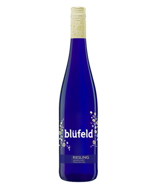 Blufeld Medium-Sweet Riesling 750ml NV