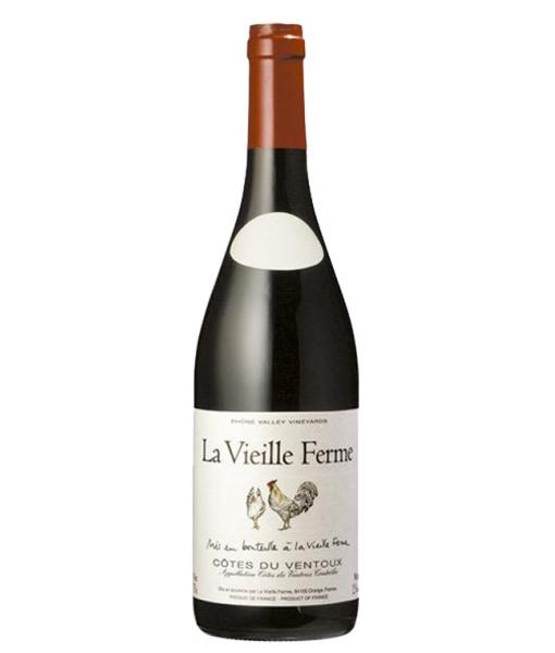 2018 La Vieille Ferme Cote Du Ventoux Red 750ml