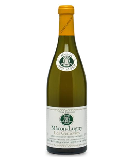 2019 Louis Latour Macon-Lugny Les Genievres 750ml