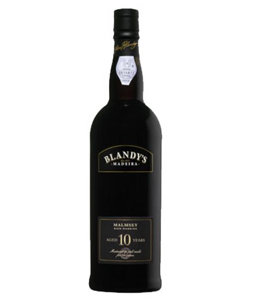Blandy's Malmsey 10Yr Madeira 500ml