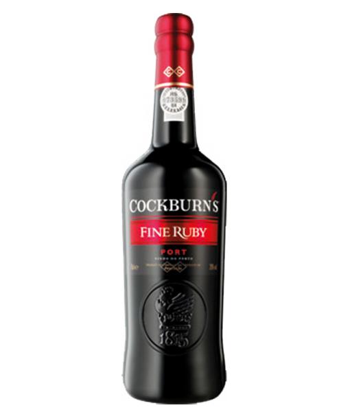 Cockburn's Fine Ruby Porto 750Ml NV