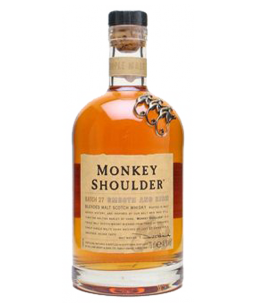 Monkey Shoulder Blended Scotch 1.75L