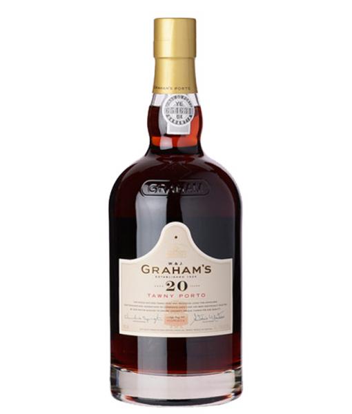 Graham's 20Yr Tawny Porto 750ml