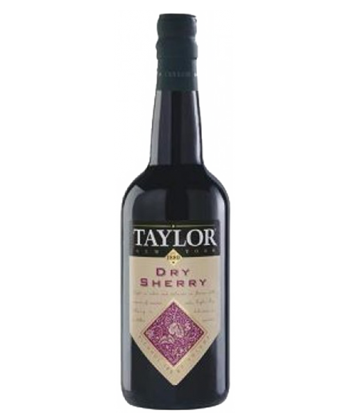 Taylor Dry Sherry Nv