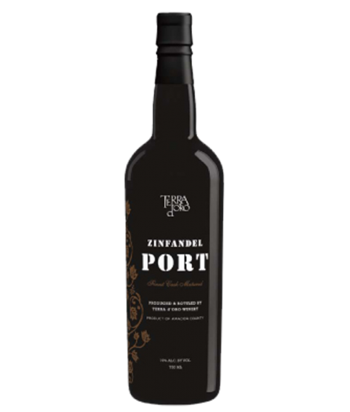 Terra D'oro Zinfandel Port 750ml NV