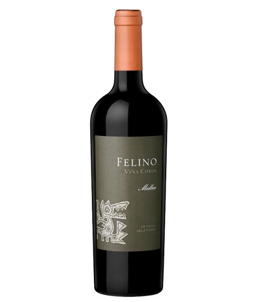 2018 Vina Cobos Felino Malbec 750ml