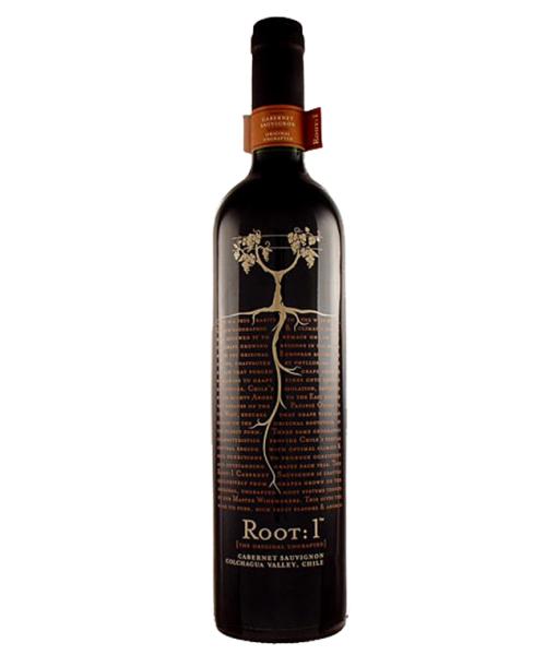 2017 Root One Cabernet Sauvignon 750Ml