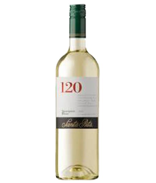 2017 Santa Rita 120 Sauvignon Blanc 750ml