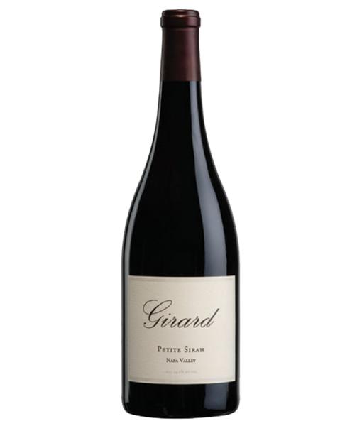 2016 Girard Petite Sirah 750ml