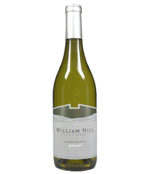 William Hill North Coast Chardonnay Chard 750Ml