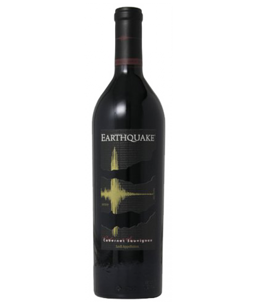 2017 Earthquake Cabernet Sauvignon 750ml