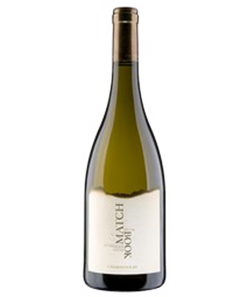 2018 Match Book Chardonnay Dunnigan Hills 750Ml