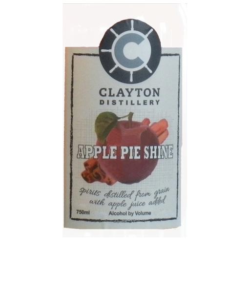 Clayton Apple Pie Shine 750ml