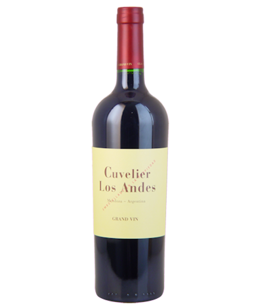 2015 Cuvelier Los Andes Grand Vin Red 750ml