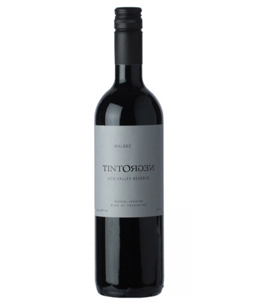 2016 Tinto Negro Malbec UCO Valley  750ml