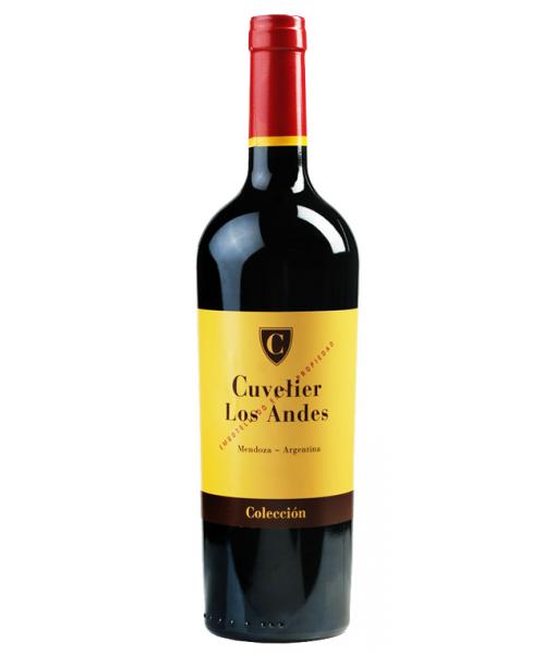 2015 Cuvelier Los Andes Coleccion Red 750ml