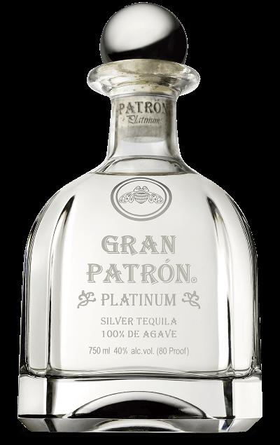Patron Gran Platinum 1.75L