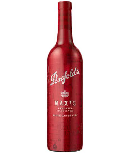 2016 Penfolds Max's Cabernet Sauvignon 750ml