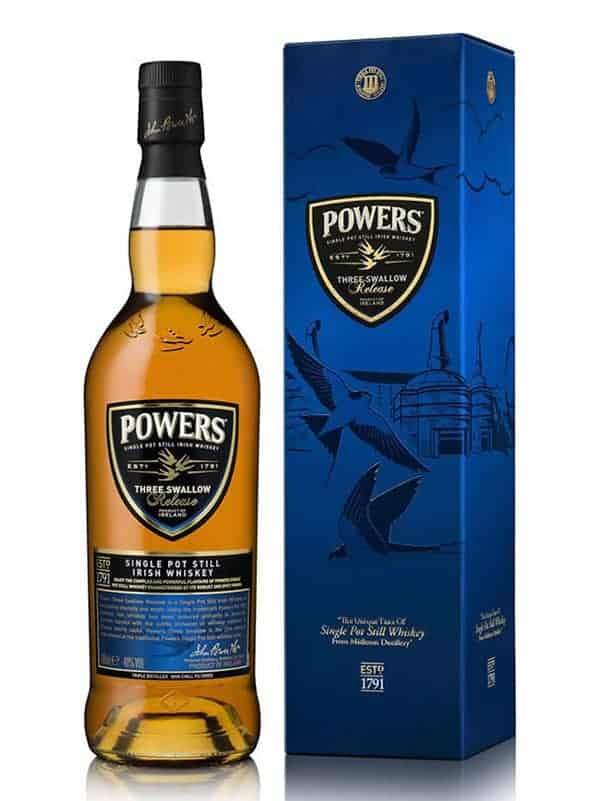 Powers Three Swallow Limited 750ml