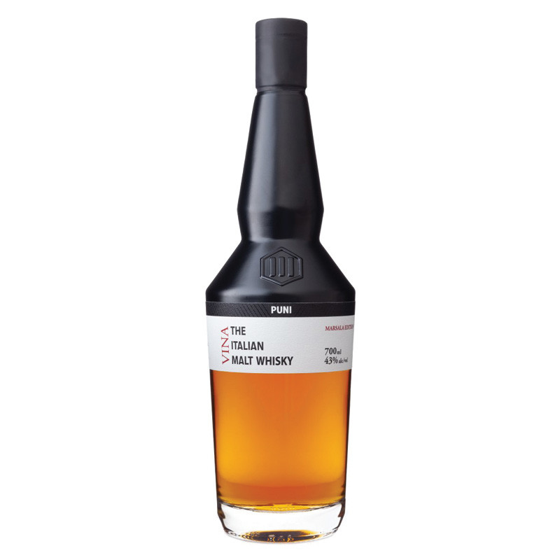 Puni Vina Italian Whisky 750ml