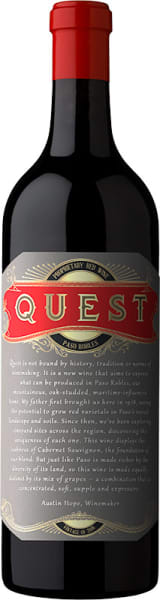 2016 Quest Red Blend 750Ml