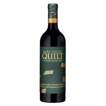 2017 Quilt Fabric of the Land Napa Red Blend 750ml
