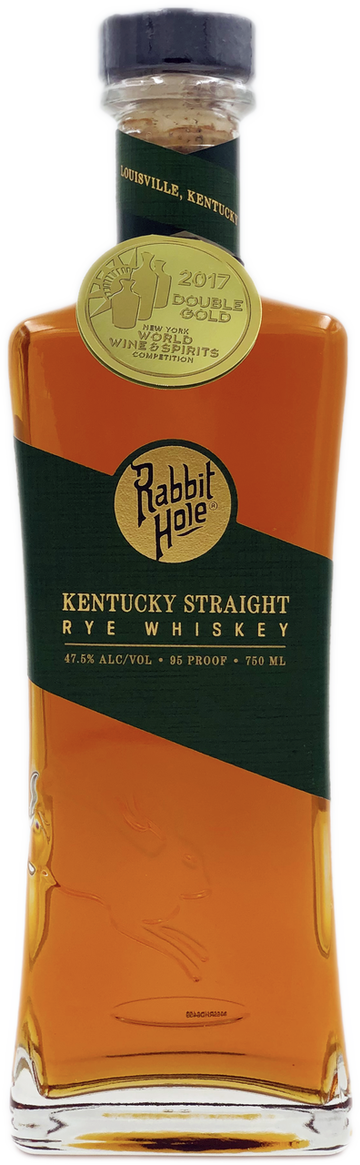 Rabbit Hole Boxergrail Straight Rye Whiskey 750Ml