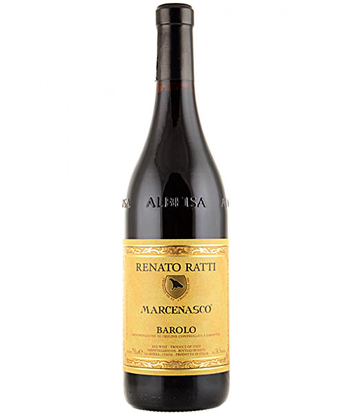 2016 Renato Ratti Barolo Marcenasco 750ml