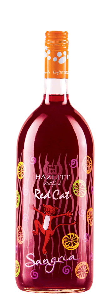 Hazlitt Red Cat Sangria 1.5L NV