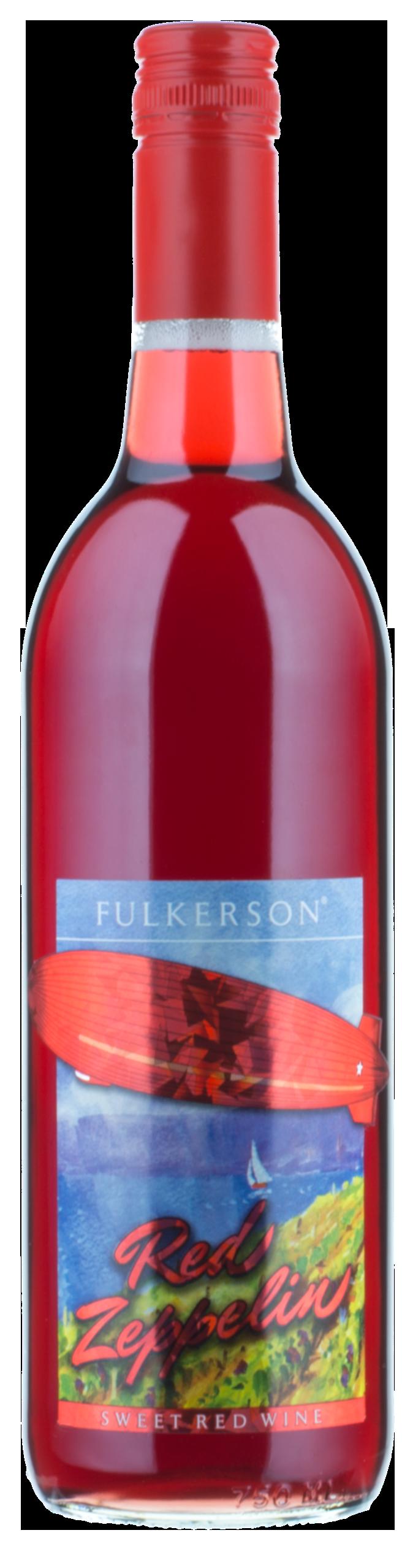 Fulkerson Red Zeppelin 750ml NV