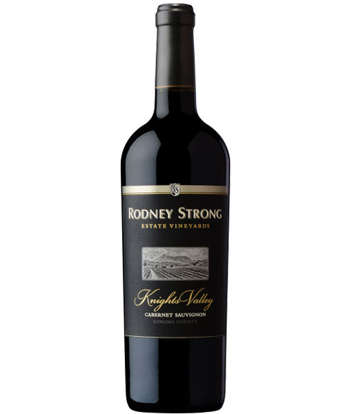 2015 Rodney Strong Knights Cabernet Sauvignon 750ml