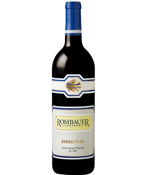 2018 Rombauer Zinfandel 750ml