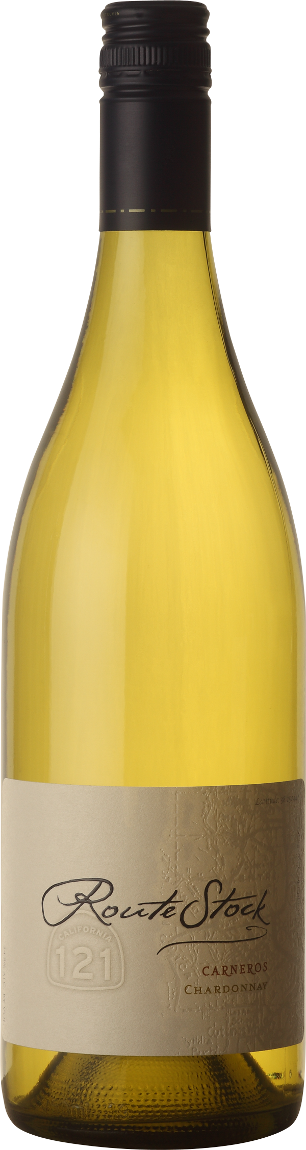 2019 Route Stock Route 121 Carneros Chardonnay 750ml